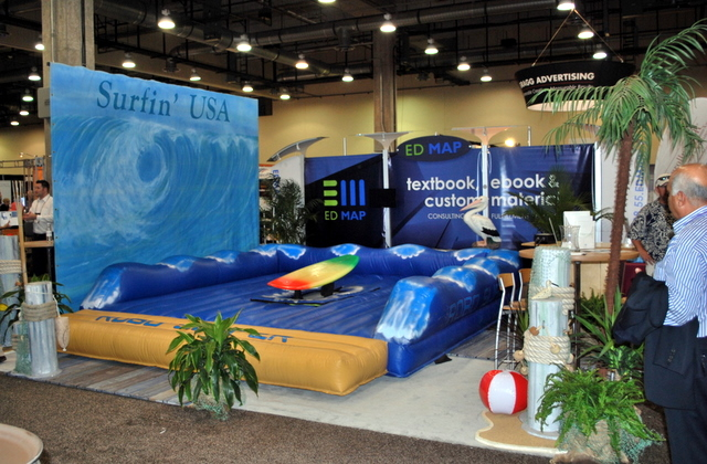 Exhibition Stand Themes : Trade show dallas convention services western props trade show